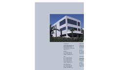 Crison - - pH and Redox ORP Pressurised Electrodes Brochure
