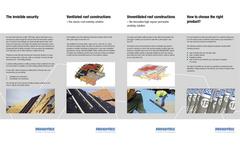 Monarflex Roofing Underlay Brochure