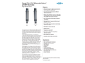 +GF+ Signet - Model 2764-2767 - Differential pH & ORP Electrodes- Datasheet