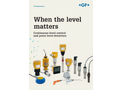 Level Sensors and Switches - Brochure