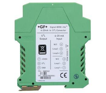 +GF+ Signet - Model i-Go™ 8058 - Signal Converter