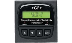 +GF+ Signet - Model 8850 - Conductivity/Resistivity Transmitters