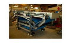 Model VA - BFP-V LB - Stainless Steel Belt Filter Press System