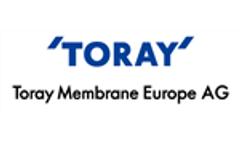TORAY MBR - Flat-sheet PVDF MBR
