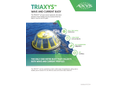 TRIAXYS Wave and Current Buoy