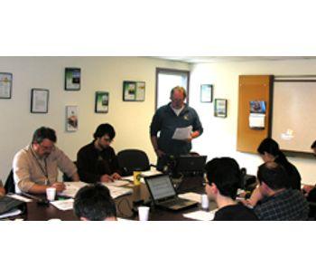 Handles Client Training