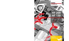 Model HF 130 - Hydraulic Milling Robot Brochure