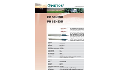 EC PH Sensor