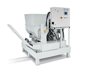 RUF - Briquetting Presses for Various Materials