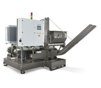 RUF - Metal Briquetting Press