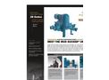 Mud Sucker - Model 2B-EC - Solids Crushing Diaphragm Pump Brochure