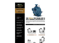 Model TFCC-2. - Self Priming Centrifugal Pump Brochure