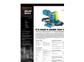 Mud Sucker - Model 2FA-DD - Medium Duty Double Diaphragm Pump Brochure