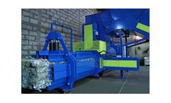 ANIS Binding device for plastic recyclers