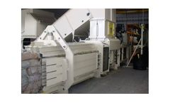 ANIS Baling for wet insulation material manufacturers