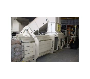 ANIS Baling for wet insulation material manufacturers - Waste and Recycling