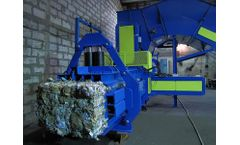 ANIS - Model ATS - ANIS channel balers 110-75D-8C