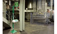 Regular Servicing of Emergency Safety Showers at Robinsons Brewery Extends Product Lifetime