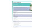 Hughes Safety - Model STD-68G Water Preservative - Datasheet