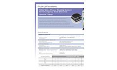 Zero Power Cooling System - Datasheet
