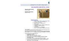 Chromatotec - Wall Mounted Computer - Brochure