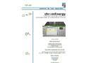 chromEnergy - Model C1-C6+ - Automatic and Industrial Gas Analyzer Brochure