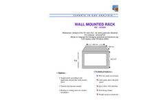 Chromatotec - Wall Mounted Rack Brochure