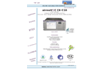 airmoVOC C6-C20+ Volatile and Semi Volatile Hydrocarbons Analyzer - Brochure