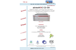 airmoVOC C2C6 Light Volatil Hydrocarbons and 1,3 Butadiene Analyzer - Brochure