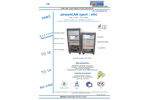 airmoSCAN XPERT VOC and Volatile PAH Analyzer - Brochure