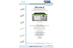 ChromaS H2S / COS / CS2 / SO2 / RSH Sulphur Compounds Analyzer - Brochure
