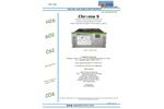 ChromaS H2S / COS / CS2 / SO2 / RSH Sulphur Compounds Analyzer - Brochure
