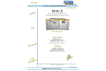 airmo S Automatic Isothermal Gas Chromatograph Analyzer - Brochure