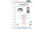 energyMEDOR ppm (M41) or ppb (M42) - Brochure