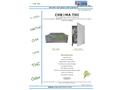 CHROMA THC Direct Methane and Non-Methane - Brochure