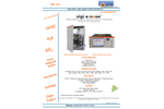 vigi e-nose Online Analysis and Monitoring of Odorous Compounds Sulfur & VOC Monitoring - Brochure