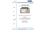 Chroma CO CO / CO2 / CH4 /HCHO Analyser - Brochure