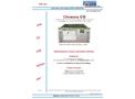 Chroma CO CO / CO2 / CH4 /HCHO Analyser - Brochure