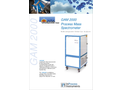 Chromatotec GAM 2000 Process Mass Spectrometer for Direct Analysis - Brochure