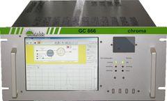 chromEnergy - Model C1-C6+ - Hydrocarbons Measurement for Calorific Value and WOBBE Index Computation