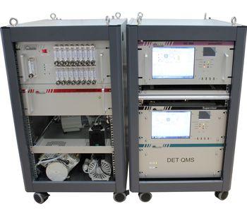 airmoSCAN XPERT - Model autoGC-FID/MS - Mass Spectrometers