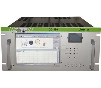 chromaTHC - Total Hydrocarbons Monitoring Analyzer