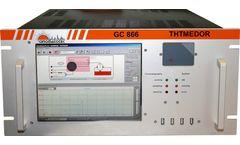 Medor - Model THT - Odour Measurement Analyzer