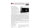Model AL2021 - Continuous Hydrogen Peroxide (H2O2) Analyzer for Air and Water Samples Brochure