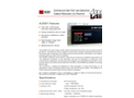 Model AL5001 - Ultra Fast Carbon Monoxide (CO) Analyzer Brochure
