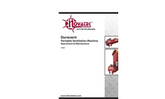Duravent - High Performance Axial Blower Brochure