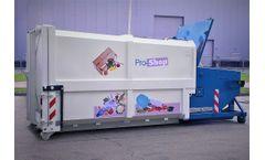 Werner-Weber - Model SKPCA/M.E - Wet Waste Compactors