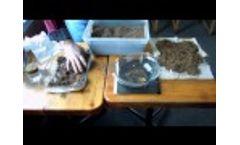 Peat Sorb Efficiency Demonstration Video