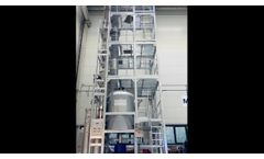 Professional Solvent Recycling Plant - Video