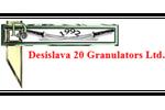Desislava 20 Granulators Ltd.